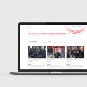 Website for Safe Space Group Community Interest Company