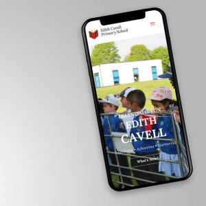 Bedford School Website Design