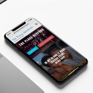 TicketSolve theatre web design