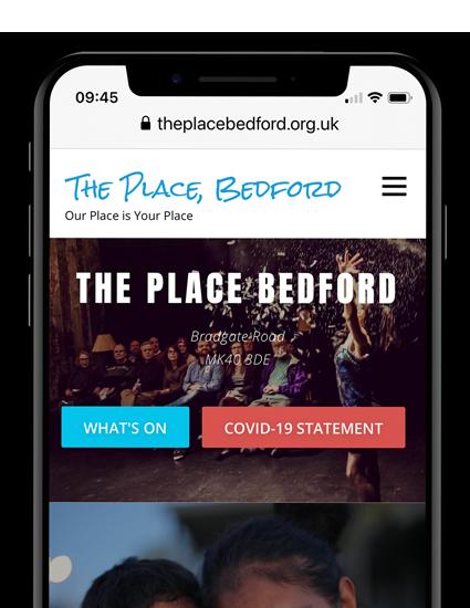 Theatre Website Design
