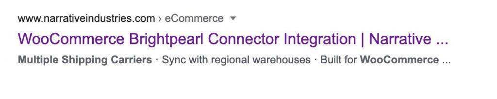 Google varies the meta description it displays